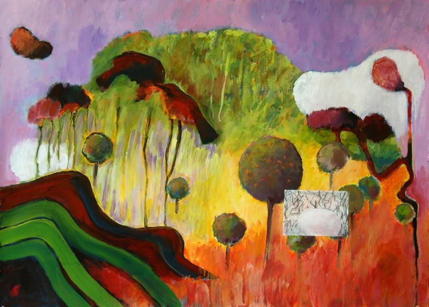 Primitive Landscape 3